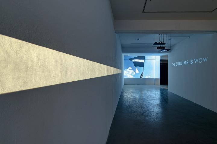 KUNSTRAUM solo exhibition